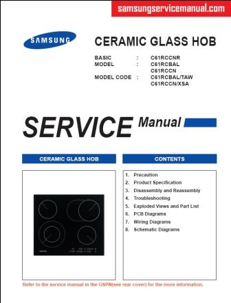 service manual samsung service manual rh samsungservicemanual wordpress com Induction Wok Cooktop Combination Gas and Induction Cooktop