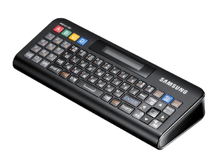 how to use qwerty remote control samsung service manual rh samsungservicemanual wordpress com Samsung Remote Control Samsung Universal Remote